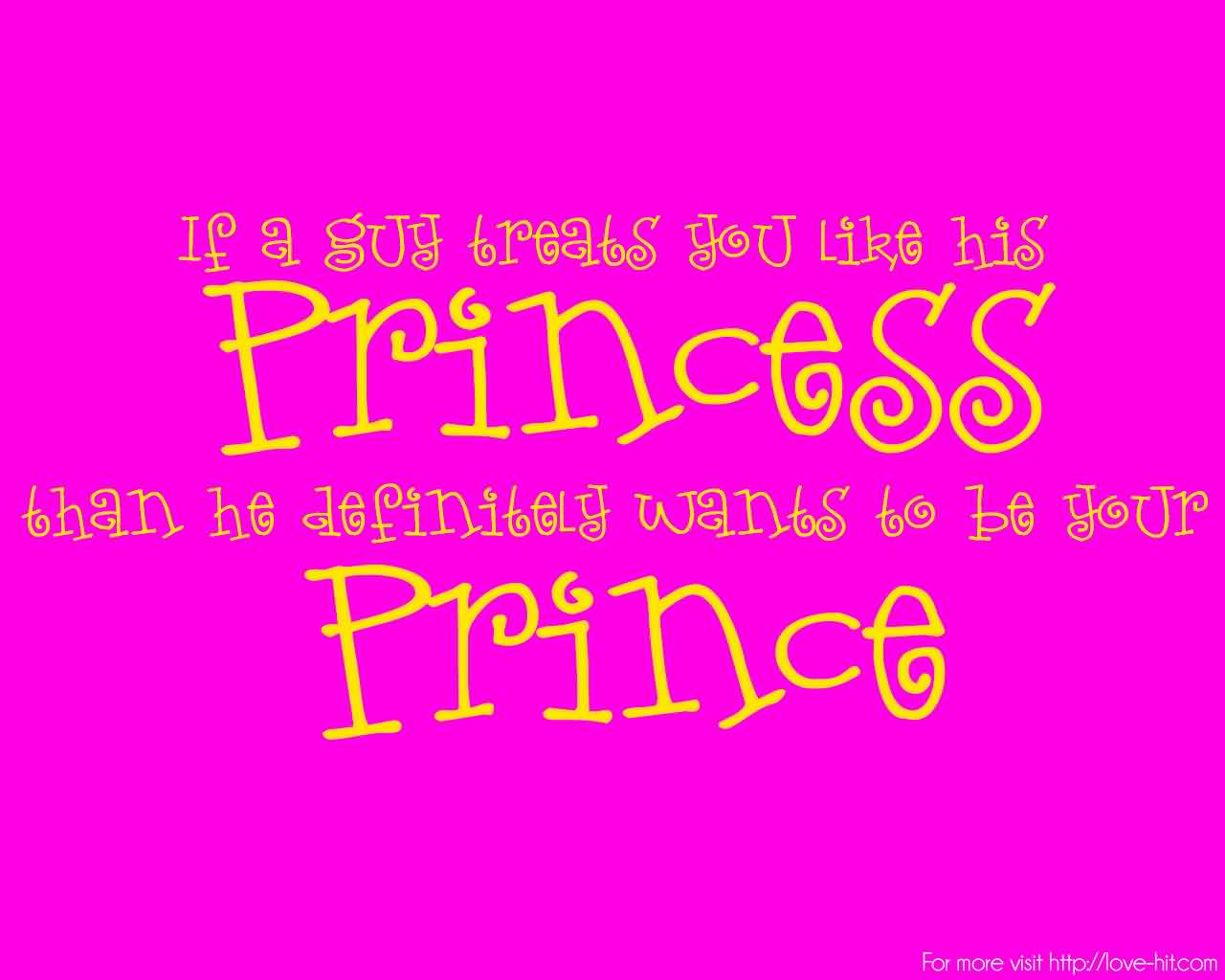 Love Quote For Her Wants To Be Your Prince Quotespicturescom