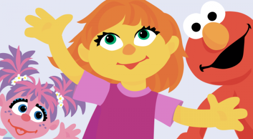 Children's Books about Autism, Variety Day, Sesame Place
