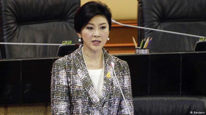Thailands Ex-Regierungschefin Yinluck soll wegen Korruption angeklagt werden (Reuters)