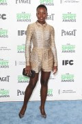 Lupita Nyong'o - 2014 Film Independent Spirit Awards at Santa Monica Beach in Santa Monica - March 1,2014 x101 HQ's