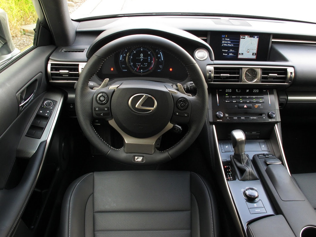 2014 Lexus Is350 F Sport Awd Review Cars Photos Test Drives And Reviews Canadian Auto Review