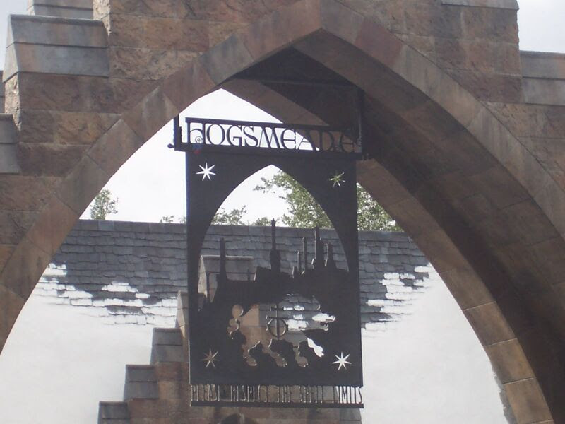 harry potter world theme park. Harry Potter Theme Park)