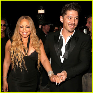 Mariah Carey's Boyfriend Bryan Tanaka Is a Gentleman on Date Night