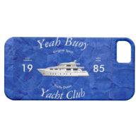 Yacht Club Yeah Buoy iPhone 5 Cover
