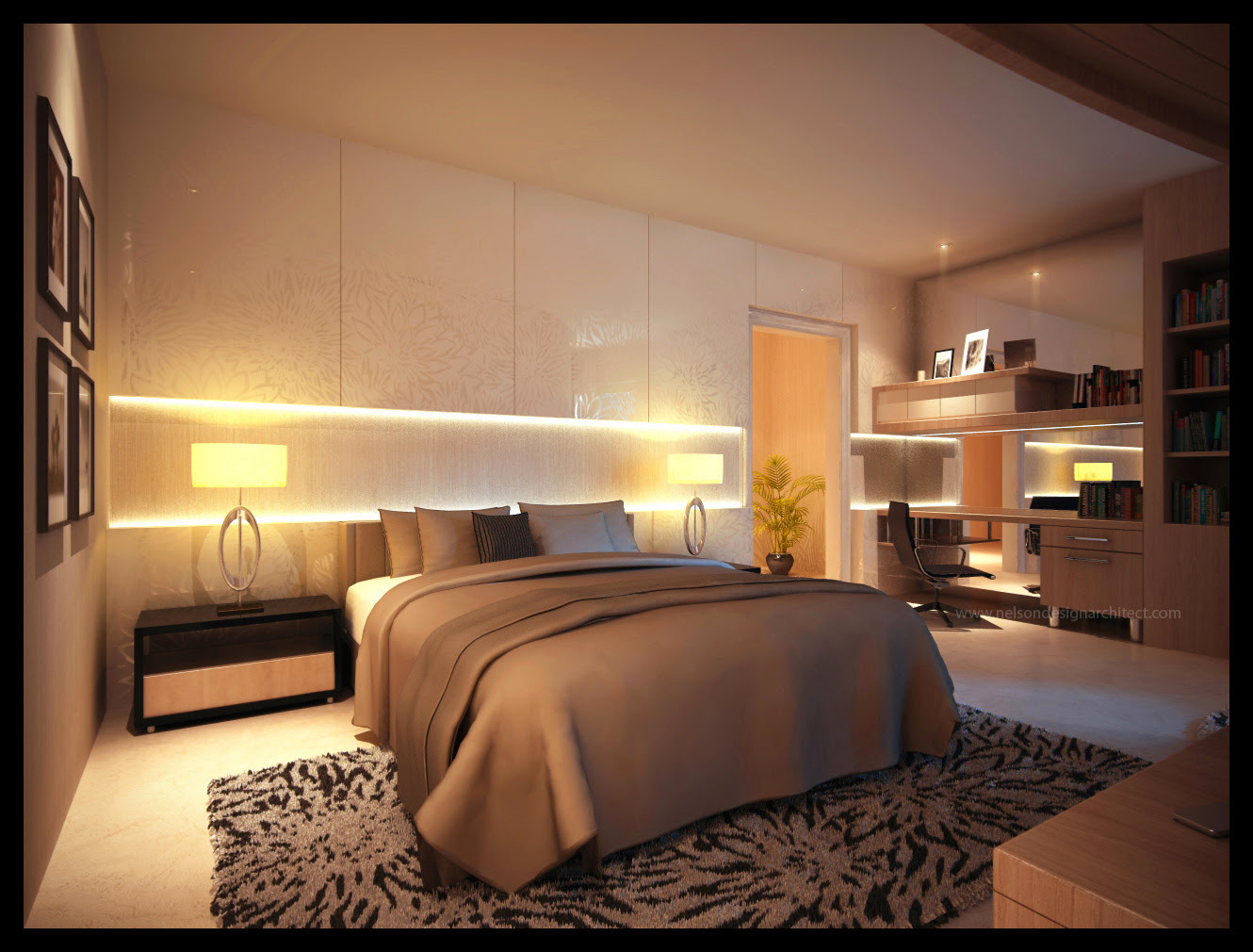 Brown Bedroom Ideas and Inspirations - Traba Homes