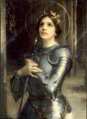 Juana de Arco, Santa