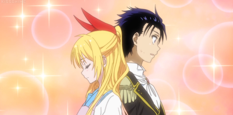 Nisekoi Kirisaki And Raku