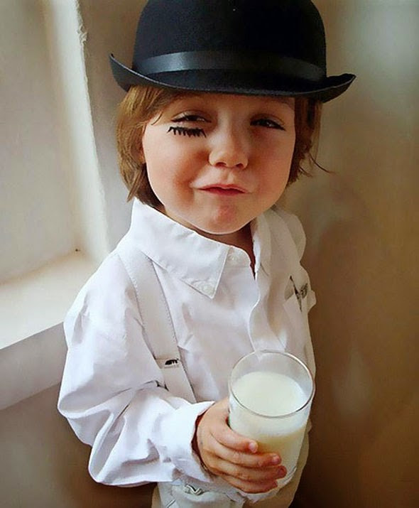 Τα πιο αστεία αποκριάτικα παιδικά κοστούμια που έχετε δει ποτέ! [photos] - Φωτογραφία 10