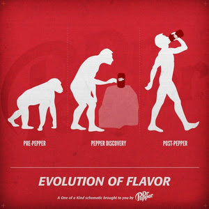 Facebook Ad Touting Dr Pepper as the 'Evolution of Flavor' Sparks Boycott Calls from Creationists