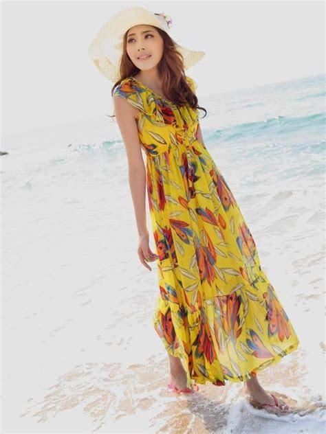 maxi beach dresses Naf Dresses