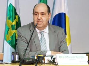 José Batista de Rezende, Presidente da Anatel (Foto: Divulgação)