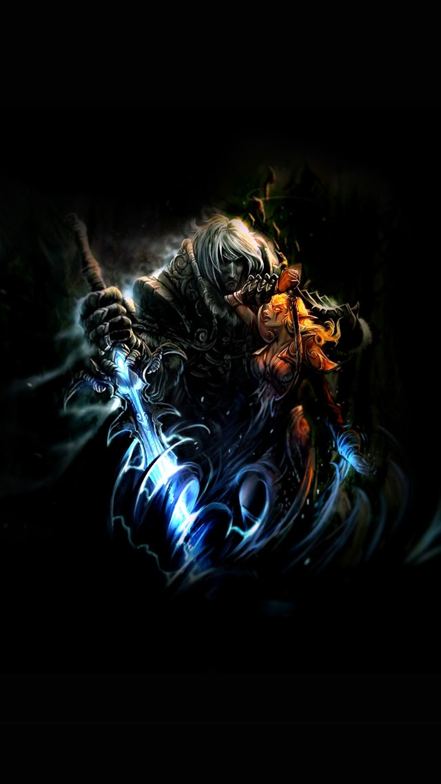 The Iphone Wallpapers World Of Warcraft