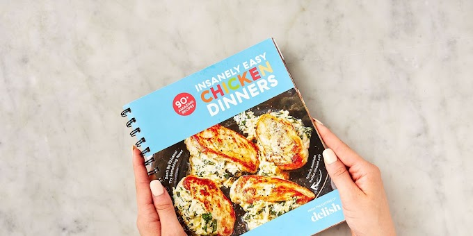 The Black Friday Deal On Our Insanely Easy Chicken Dinners Cookbook Is HUGE