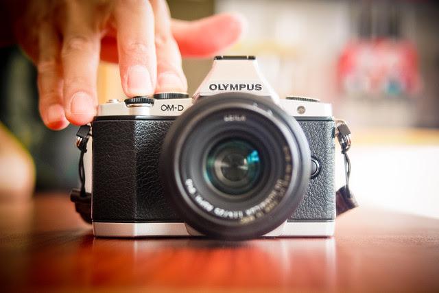 Olympus E-M5 OM-D