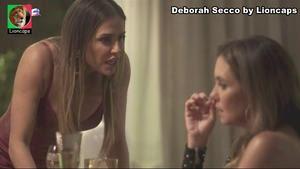 Deborah Secco super sensual na novela Segundo Sol