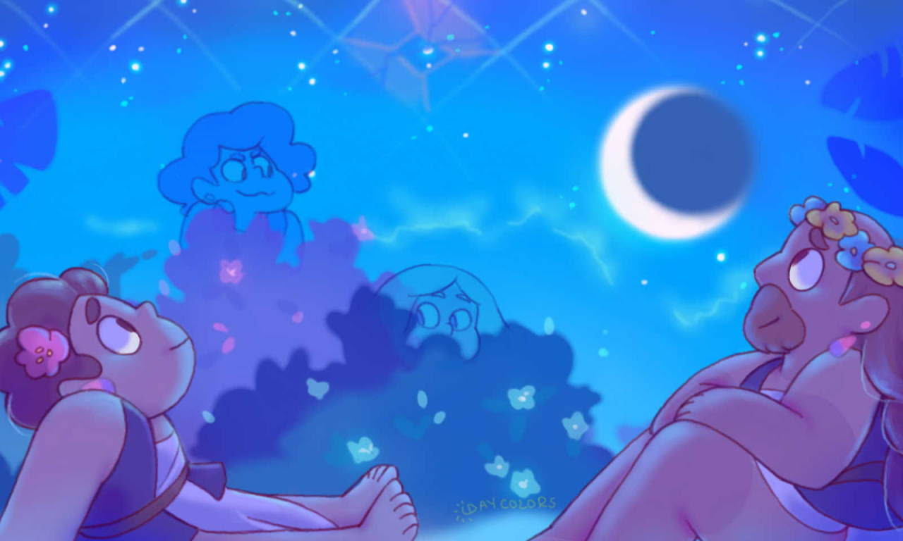 It's hard to tell a Diamond is coming from in there! also aah the scenery was really good!