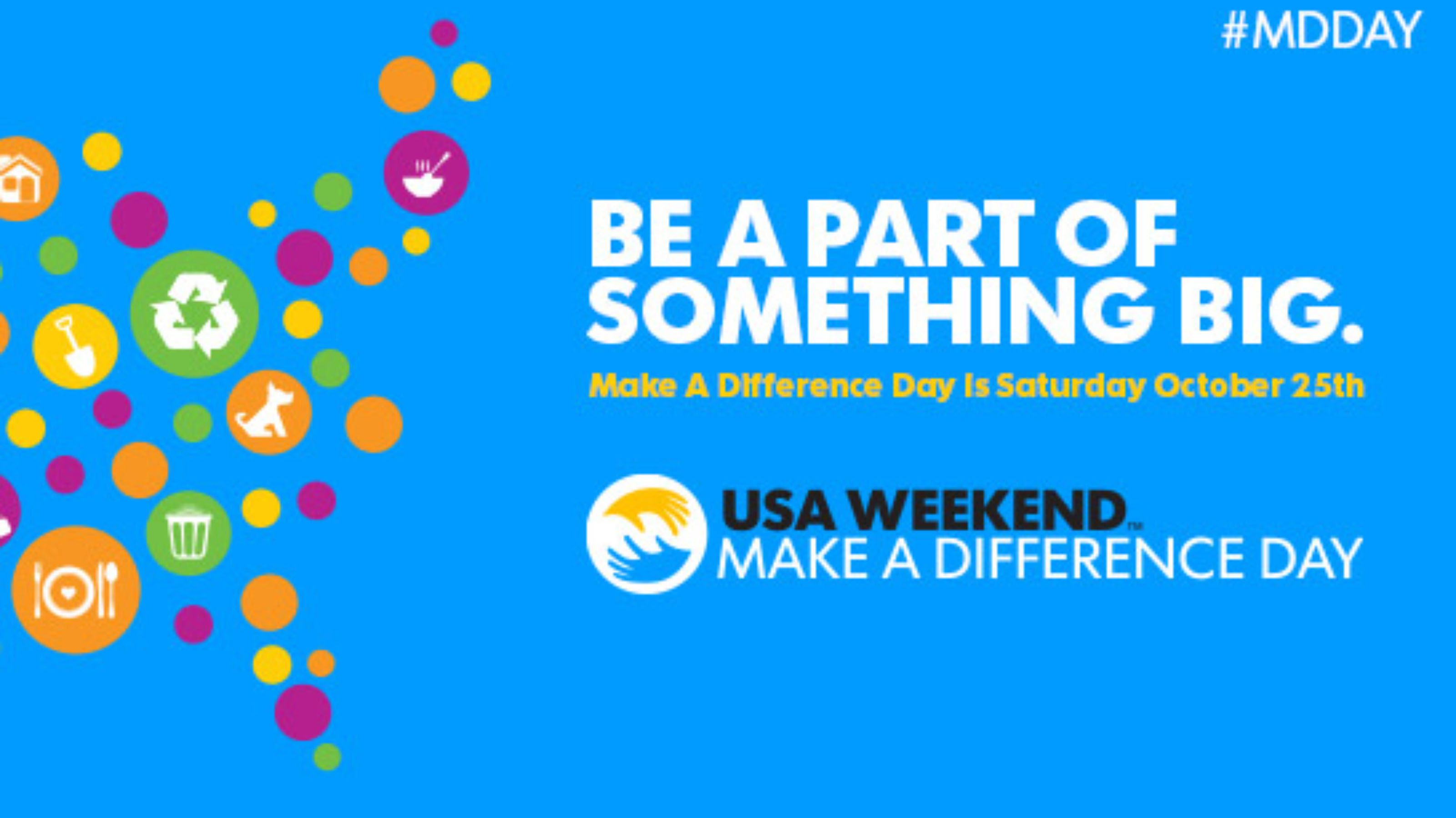 Make A Difference Day October 25 Free Bikes 4 Kidz