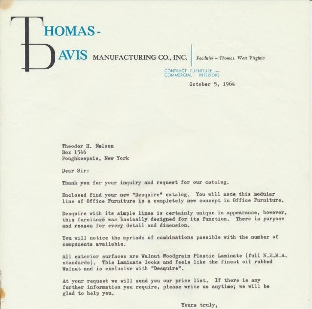Office Furniture Request Letter For Office Furniture