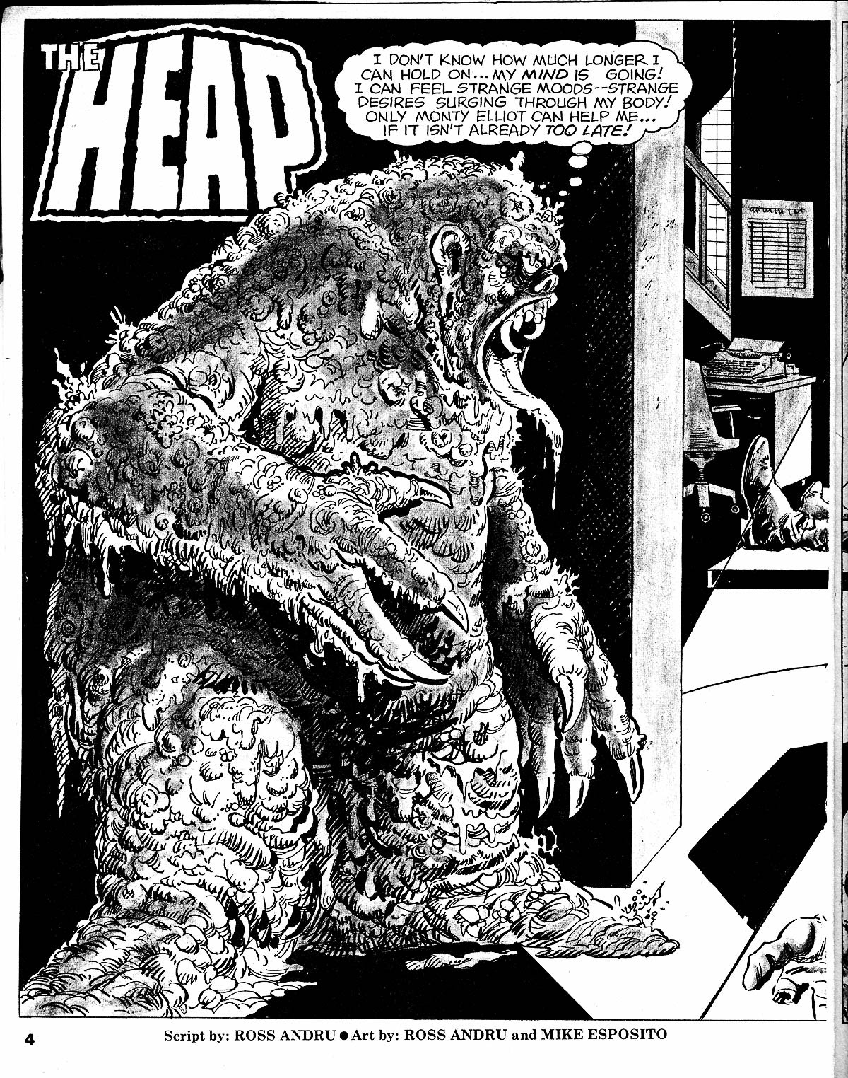 Skywald's Heap, illustrated by Ross Andru