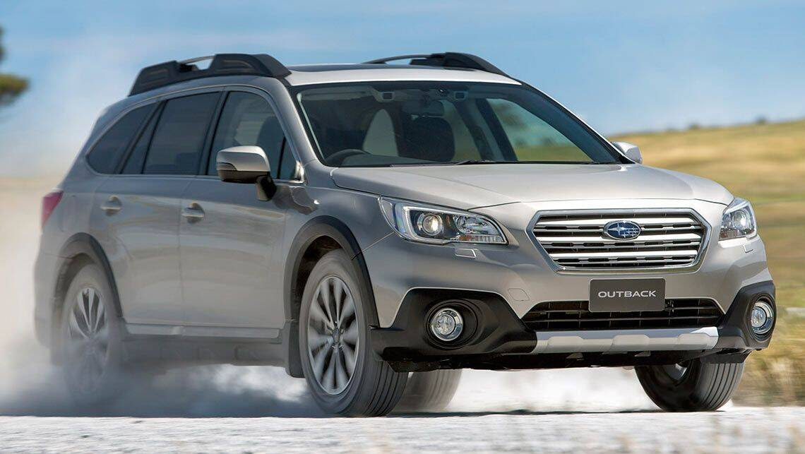 2015 Subaru Outback review | CarsGuide