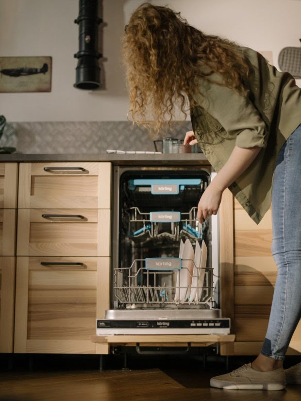 Properly Caring for Your Dishwasher