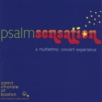 CD Jacket for 'Psalmsensation'