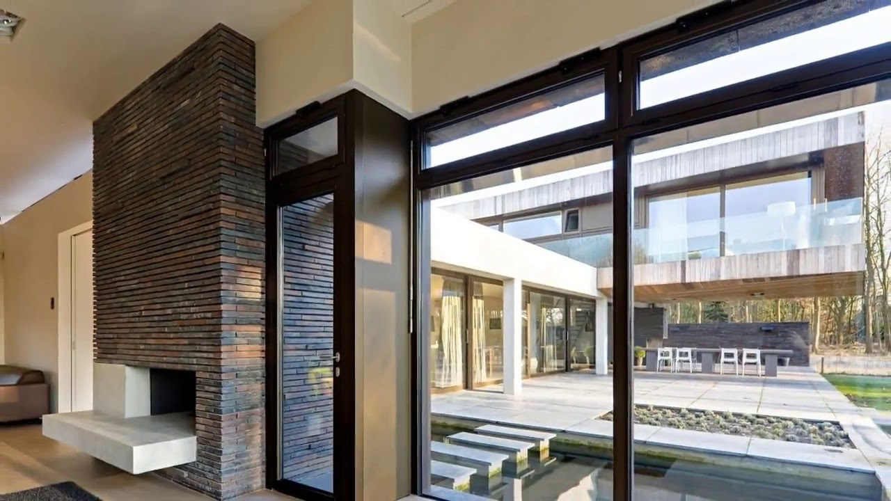 Lovely Glass Window Design Home - Ideas House Generation