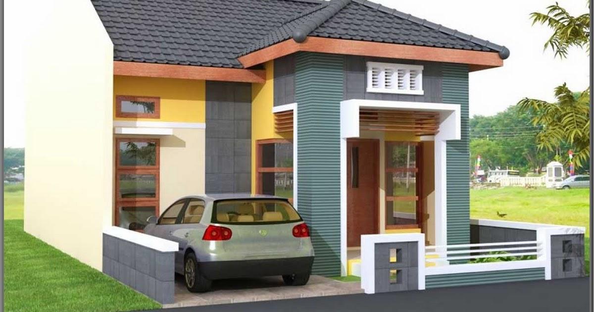 Konsep 33+ Warna Cat Rumah Atap Hijau