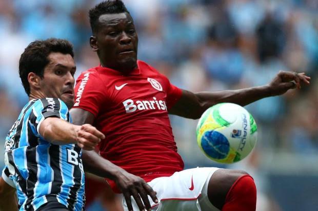 Grêmio teria imagens do torcedor que cometeu ato de racismo contra Paulão Bruno Alencastro/Agencia RBS