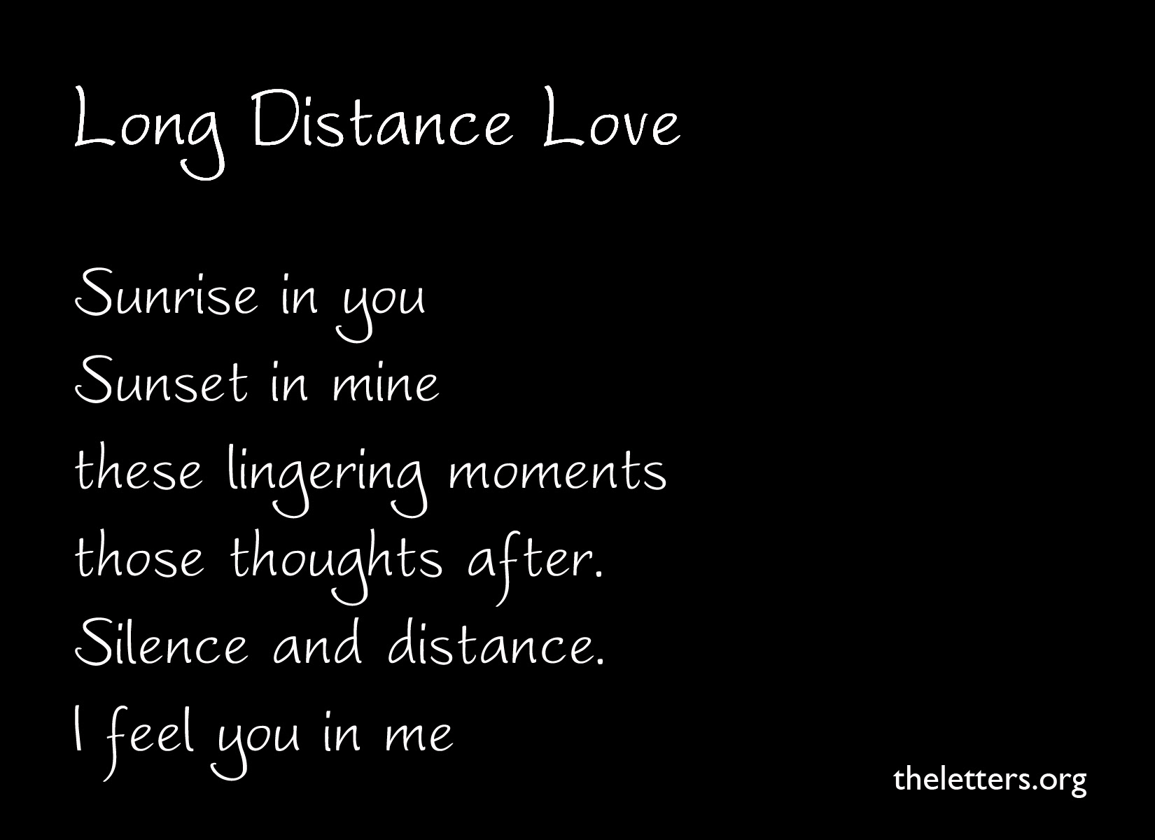 Quotes About From A Distance 258 Quotes