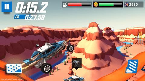 [โหลด][Android] Hot Wheels Race Off โกงเงิน
