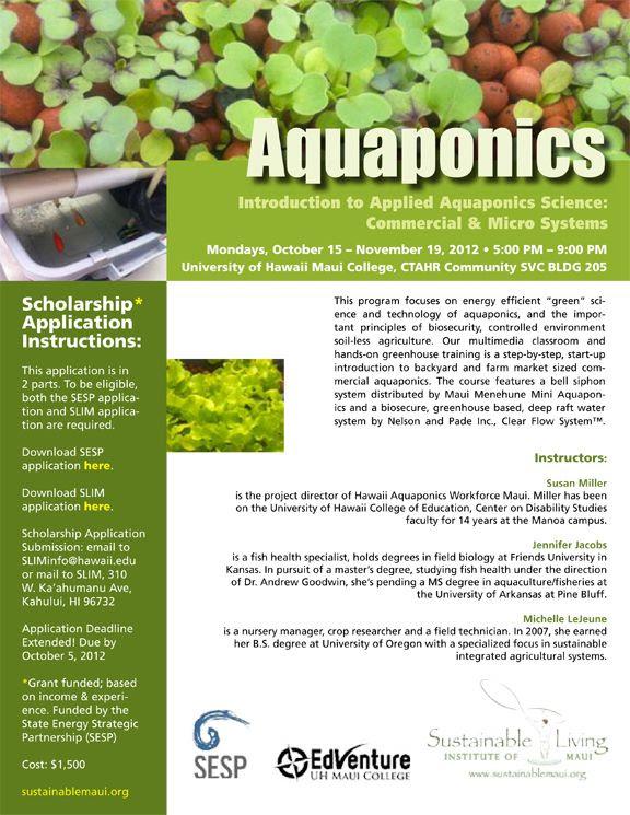 Aquaponics System