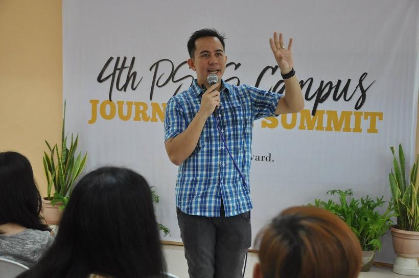 Philippine Science High School 4th Campus Journalism Summit