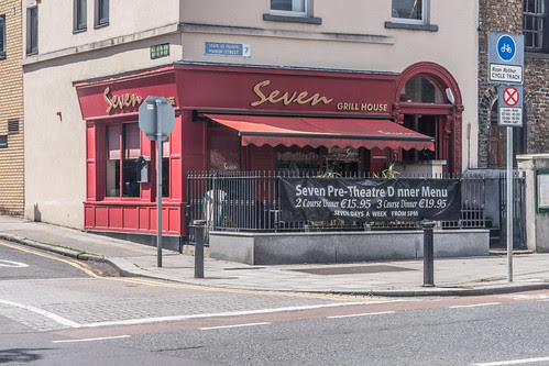 Seven Grill House - Stoneybatter Area Of Dublin (Manor Street/Manor Place) by infomatique