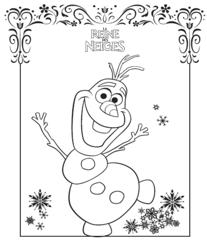 Coloriage reine des neiges gratuit dessin a imprimer 225