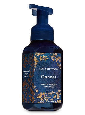 Flannel Gentle Foaming Hand Soap - Bath And Body Works