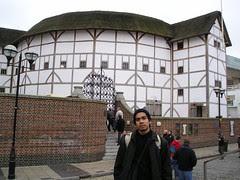 Shakespeare Globe Theatre, London, UK