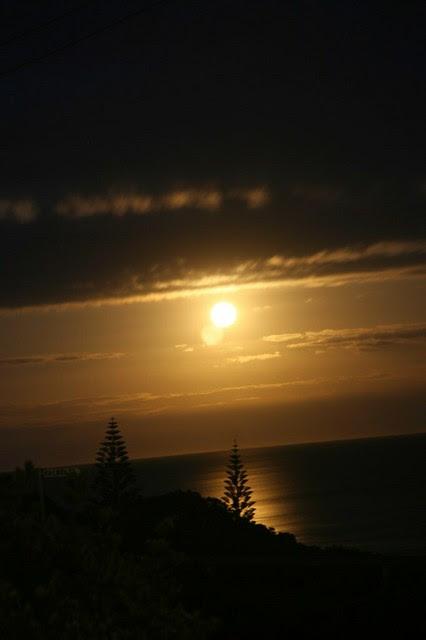 Full moon at Port Elliot