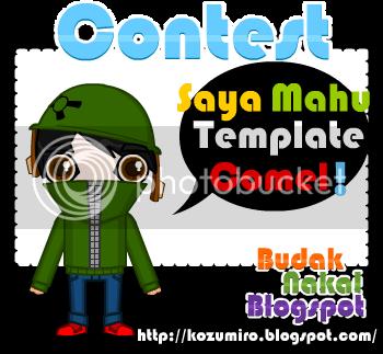 Contest Tempalte Comel