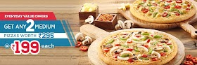 Domino Pizza Extra Large