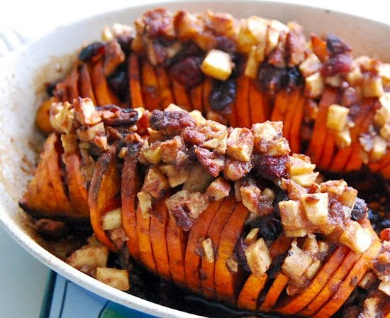 Food Network Sweet Potatoes With Pecans
