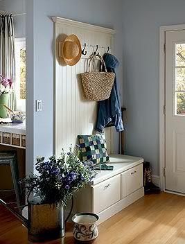 Entryway & Mudroom Inspiration & Ideas {Coat Closets, DIY Built ...