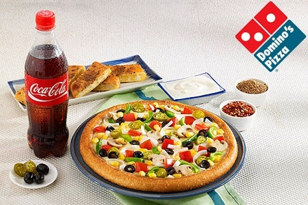dominos helpchat offer