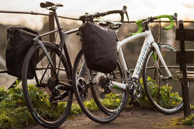 Vom Rennrad Zum Lastenesel Tailfin Der Carbon