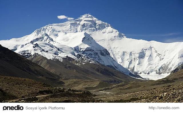 En Yüksek Nokta - Everest Tepesi