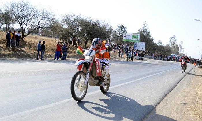 Buen rendimiento de los representantes de Villazón en la competencia a su arribo a Tarija