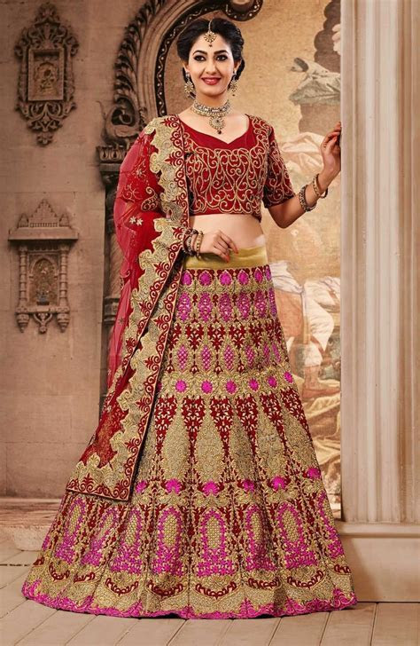 Choose Perfect Lehenga Choli for your Wedding   Indian