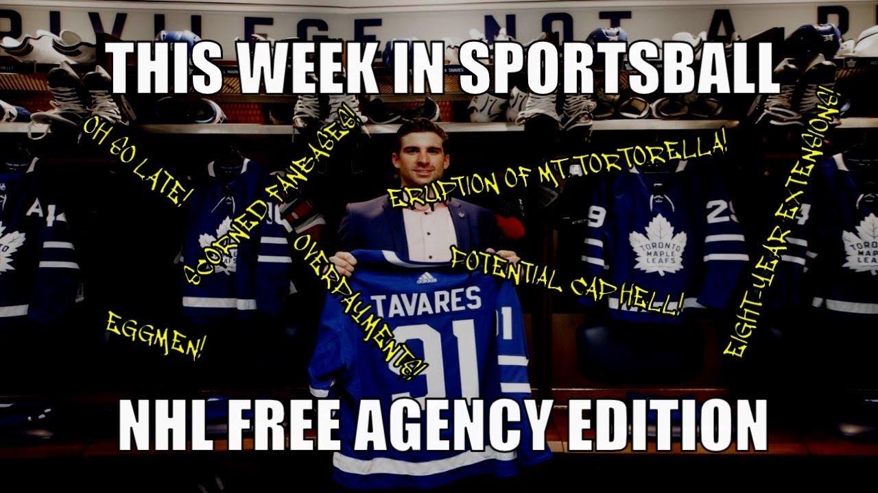 This Week In Sportsball: 2019 MLB Trade Deadline Edition - NHL Trade Deadline