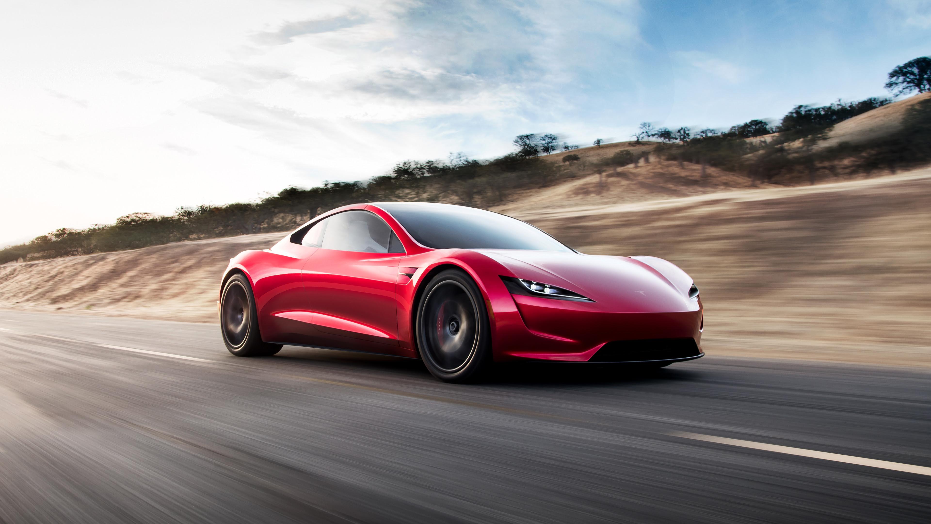 Tesla Roadster 4k, HD Cars, 4k Wallpapers, Images ...