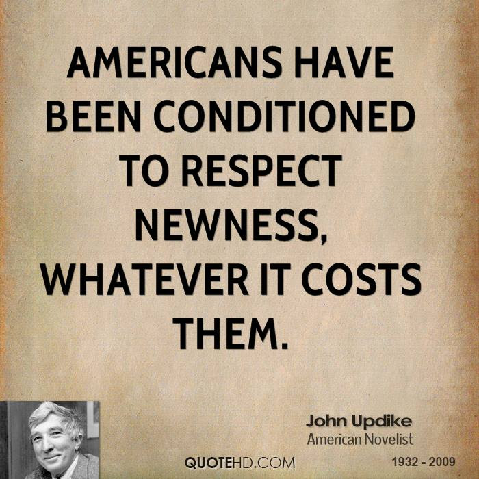 Image result for John Updike Quotes
